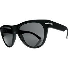 Electric Arcolux Sunglasses - Electric Women's Polarized Sports Eyewear - Gloss Black/Grey Polycarbonate / One Size Fits All. Frame Color: Gloss Black. Lens Color: Grey Polycarbonate. Size: One Size Fits All. Electric Arcolux Polarized Sports Sunglasses/Eyewear for Women. Electric sunglass, shades and eyewear.