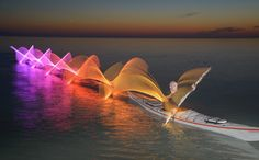 Motion Exposure: Light Painting Photography by Stephen Orlando | Inspiration Grid | Design Inspiration