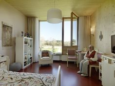 Gallery of Peter Rosegger Nursing Home / Dietger Wissounig Architekten - 13