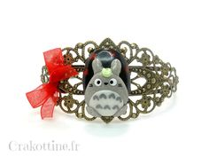 Bracelet my friendly totoro