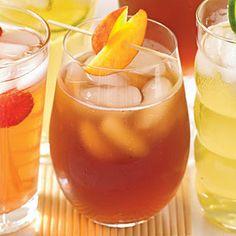 Fresh Peach Syrup Recipe