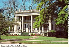 My grandparents' house! I googled southern homes and it came up! (Conner-Taylor Home, Eufaula, Alabama)