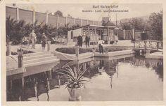 Schwimmbad an der Lauter 20er Jahre
