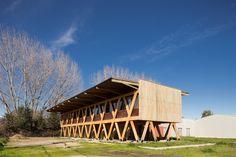 Honey Exporter, Paine, Santiago Metropolitan Region, Chile / DX Arquitectos + DEL SANTE Arquitectos