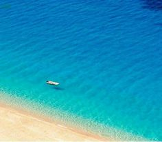 Mylos beach in Lefkada - Greece