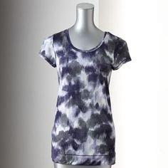 Simply Vera Vera Wang Print Tee - Women's #kohls
