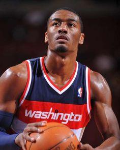 John Wall of the Washington Wizards.