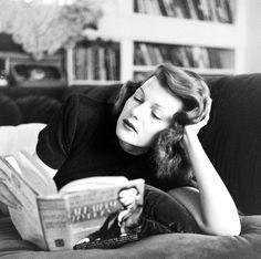 Rita Hayworth. 1948. Photographer: John Florea