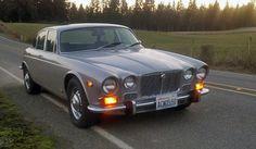 1973 Jaguar XJ6, via Flickr.