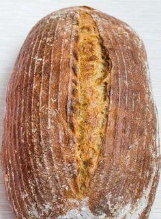 Cas, How To Make Bread, Baked Potato, Bread Recipes, Artisan, Food And Drink, Baking, Ethnic Recipes, Kochen