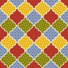 cracking tiles fabric by sef on Spoonflower - custom fabric