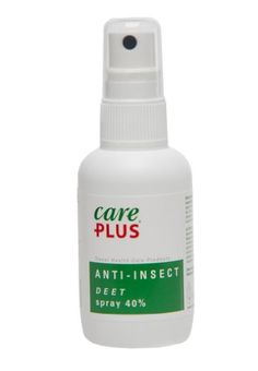 Care Plus Anti-Insect DEET 40% Spray 100ml Care Plus…