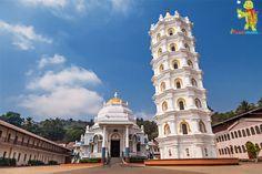 Goa shri mangeshi temple