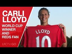 Watch: Carli Lloyd and John Oliver Talk About Being Liverpool Fans