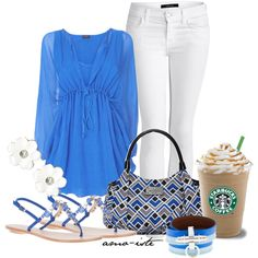 Saturday Starbucks