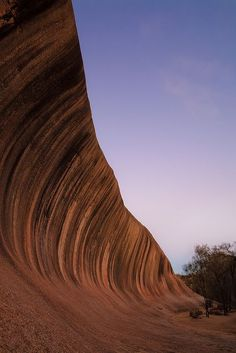 Believed to have formed over 2700 million years ago, Wave Rock is part of the northern face of Hyden Rock Australia
