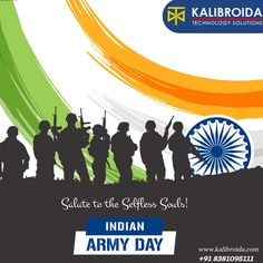 A hearty salute to the valiant heroes of the soil, their indomitable courage and their service for our country. Jai Hind! #ArmyDay #salute Indian Flag Wallpaper, Indian Army Wallpapers, Creative Advertising, Advertising Design, Advertising Agency, Indian River Map, Army Drawing, Army Decor, Patriotic Posters