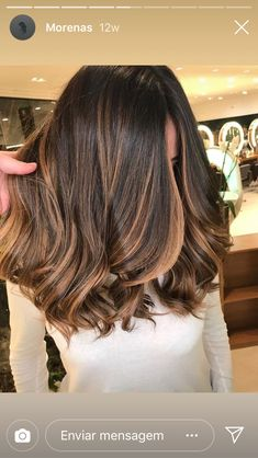 Are you going to balayage hair for the first time and know nothing about this technique? Or already have it and want to try its new type? We've gathered everything you need to know about balayage, check! Brown Hair Balayage, Balayage Brunette, Brunette Hair, Brunette Mid Length Hair, Hair Bayalage, Blonde Hair, Medium Hair Styles, Curly Hair Styles, Hair Medium