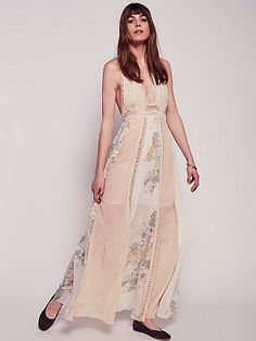 Free People Queen of the Sun Maxi at Free People Clothing Boutique