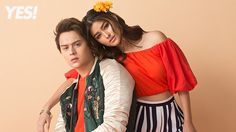 """Enrique Gil and Liza Soberano admit to being in a """"relationship with no labels"""" In YES! Magazine's July 2017 cover story, Enrique Gil and Liza Soberano admit. Enrique Gil, Liza Soberano, Filipino Baby, Filipino Models, Perfect Couple, Celebs, Celebrities, American Actress, Celebrity News"""