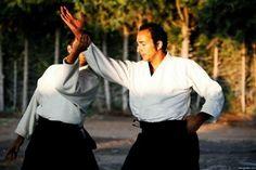 KARATE DAVID: III Exhibición de Aikido de la Bahía de Cádiz en Puerto Real