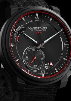 Chopard L.U.C 8HF Power Control Dial