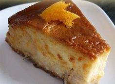 Thermomix Desserts, Latin Food, I Want To Eat, Flan, Sin Gluten, Cornbread, Tapas, Cheesecake, Food And Drink