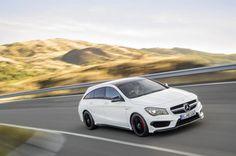 Mercedes CLA Shotting Brake sarà anche 45 AMG http://www.mercedesbenzclub.it/blog/2014/11/nuova-mercedes-cla-45-amg-shooting-brake/
