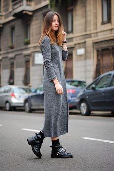 Maxi Dresses & boots