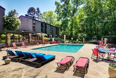 Choose the best of Birmingham apartments at 100 Inverness Apartment Homes, a community with stylish floor plans, helpful amenities, and a prime location. Outdoor Furniture Sets, Outdoor Decor, Inverness, Sun Lounger, The 100, Relax, Floor Plans, Community
