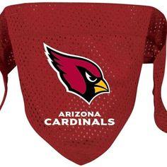 Arizona Cardinals Dog Bandana