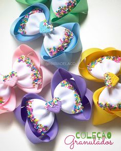 How to Make a Boutique Hair Bow Diy Baby Headbands, Diy Headband, Baby Bows, Making Hair Bows, Diy Hair Bows, Bow Hair Clips, Boutique Bows, Diy Ribbon, Ribbon Bows