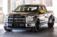 2015 Ford F-150 by LS designs at SEMA