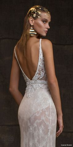 """Limor Rosen 2016 Wedding Dresses — """"Treasure"""" Bridal Collection 