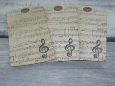 Escort Cards-Music Wedding, 100 Vintage Wedding Tags, Escort Tags, Wish Tree, Save The Date, Invitation Cards, Gift Tags