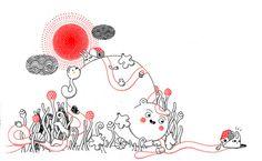 wonderful drawing by pilipo g