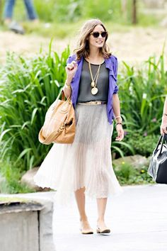 Olivia Palermo - Perfect Perfecto !