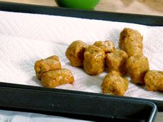 Homemade Tater Tots from FoodNetwork.com