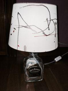 #jackdaniels #single #bottlelamp