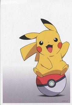 Пикачу ^__^ Pikachu Drawing, Pikachu Art, Cute Pikachu, Cute Panda Wallpaper, Cute Pokemon Wallpaper, Cartoon Wallpaper, Cute Disney Drawings, Kawaii Drawings, Cute Drawings