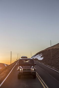 It's home time! Photo by Jesse Ashton (www.jesseashton.com) for #MBPhotoPass via @mercedesbenzusa  [Mercedes-AMG G 63 | Kraftstoffverbrauch kombiniert: 13,8 l/100 km | CO₂-Emissionen kombiniert: 322 g/km |http://mb4.me/Rechtlicher_Hinweis/]