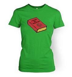 Tv And Film Tshirts By Big Mouth - Camiseta - camisa - Mujer Verde verde (Irish Green) X-Large #camiseta #friki #moda #regalo