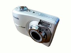 New Kodak Cd703 Easyshare Digital Camera 2.4'' LCD 7.0mp 5x Zoom CCD White