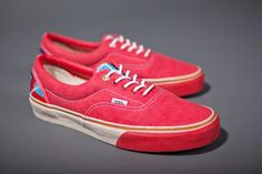 CLOT X VANS - HOLIDAY 2012 COLLECTION   Guillotine