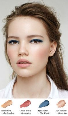 GET THE LOOK: Kjaer Weis A modern take on a 'statement eye'
