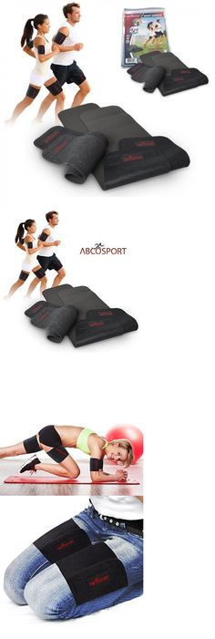 Belts 36155: Arm And Thigh Wraps Anti Cellulite Slimming Weight Loss Workout Support Small Size -> BUY IT NOW ONLY: $31.04 on eBay!