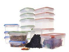 Sterilite 03078601 36Pc Ultra-Seal Food Storage Set for $30 http://sylsdeals.com/sterilite-03078601-36pc-ultra-seal-food-storage-set-30/
