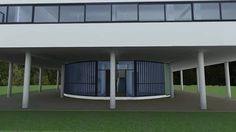 Real-time Walkthrough -Villa Savoye-
