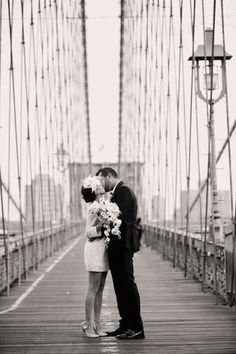 Gorgeous Urban Wedding Photography