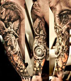 86 Meilleures Images Du Tableau Tatouage Homme Manchette Body Art